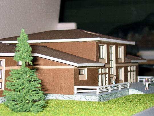 Как сделать макеты домов своими руками из