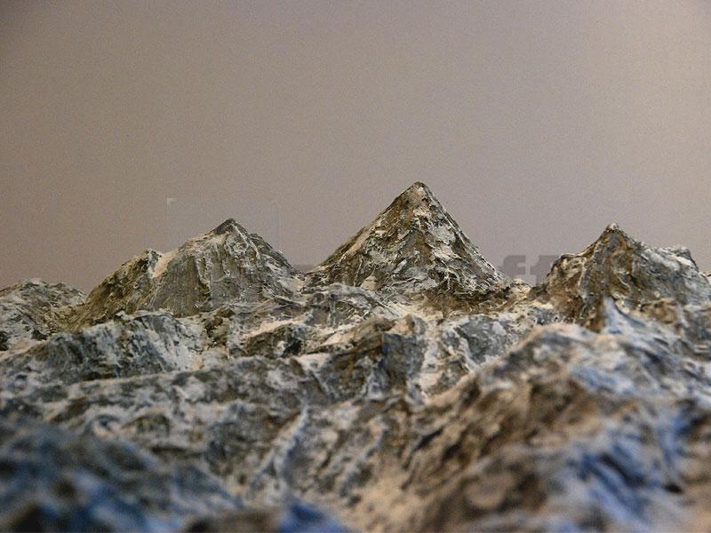 Поделка своими руками гора